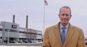 Paul Hyde's plans to redevelop Minnesota's largest  industrial building, a 2.1 million square foot former BAE factory in Fridley, into a 12-building, $145 million  business park.