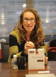 Doctor in the Kitchen co-founder Dr. Alison  Leavitt.