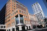 Target-anchored Nicollet Mall office building for sale