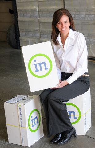 Jennifer Smith, CEO of Innovative Office Solutions, says her company recently debuted its own branded paper.