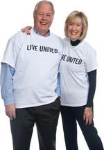 United Way taps pair who raised $91M