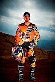 Target sponsors motocross racer Ryan Dungey.