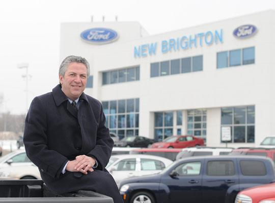 Fleet sales are rebounding after taking a tumble in 2008-2009, said Don Saxon, president of Saxon Auto Group Fleet Services Oakdale.