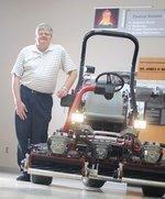 Why Toro didn't rush its hybrid golf-course mowers