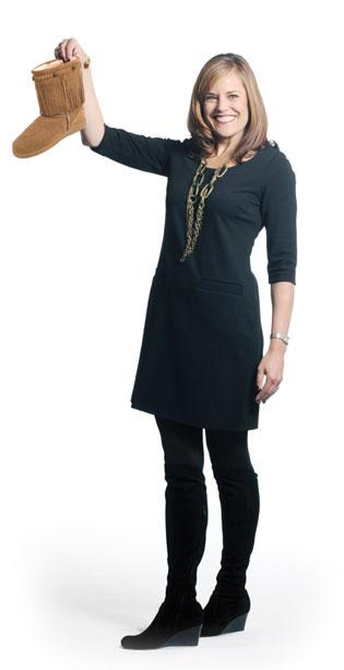Jennifer Melin Miller has helped lead an international expansion for Minnetonka Moccasin.