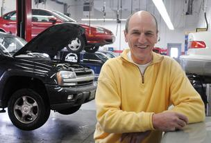 Superior Service Center owner Dan Sjolseth grew his company by borrowing business practices from the manufacturing industry.