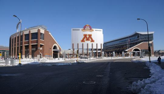 The push to sell alcohol at TCF Bank Stadium at the University of Minnesota is back on.
