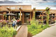 The Good Earth at the Galleria in Edina surrounds itself in greenery.