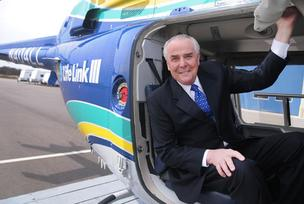 Medical-transport company Critical Care Services put its ambulances on the block so it can focus more on helicopter flights, said CEO Carter McComb.