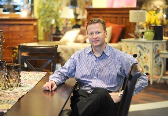 Jim Huseby, Becker Furniture Worldu0027s President, Is Adding New Twin Cities  Stores. Heu0027s