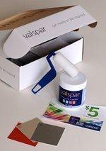 Big Valspar paint giveaway aims for brand 'fans'