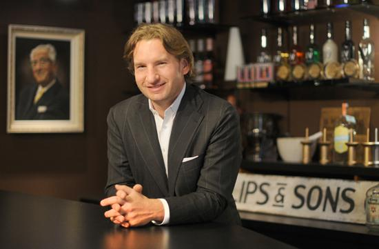 Dean Phillips, the fourth-generation leader of 100-year-old Phillips Distilling Co., has named a successor to the CEO post as he prepares to start an upscale food company.