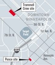 A $79 million train station planned for the north side of Target Field received approval Tuesday from the Hennepin County Board.