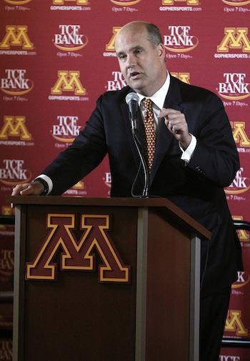 U of M Athletic Director Norwood Teague will face decisions on better facilities for hockey and basketball, and how to build football revenue.