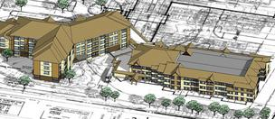 Presbyterian Homes & Services will raze the 97-bed Maranatha Care Center, replacing it with a $13 million facility.