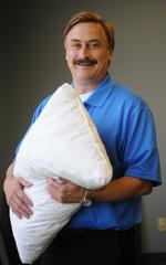 My Pillow soars after infomercial
