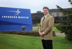 CSM's Tom Palmquist is working to develop the former Lockheed Martin site in Eagan.