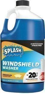 Wiper fluid makers Splash, Power Blast in court