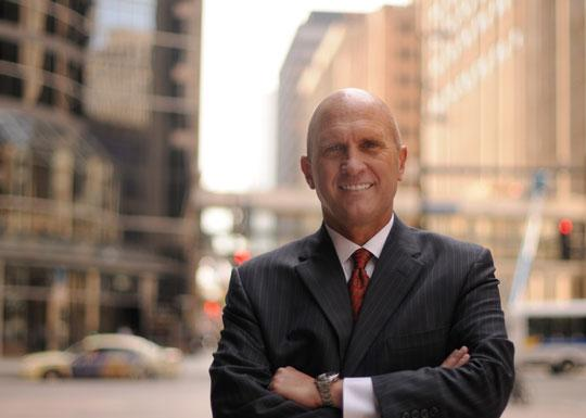 nancy kuehn   Minneapolis/St. Paul Business Journal John Wilgers at Ernst & Young's Minneapolis office said client needs are rising.