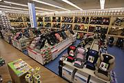 An interior of a Buy Buy Baby store.