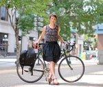 Bike commuter: <strong>Amber</strong> <strong>Dallman</strong>