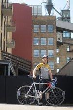 Bike commuter: <strong>Jeremy</strong> <strong>Piller</strong>