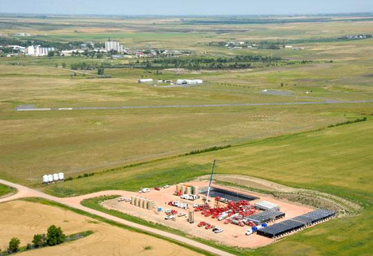 The oil industry in North Dakota could create thousands of jobs. But housing development is well behind the curve.