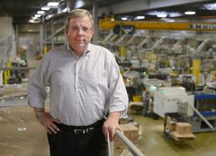 Norman Oberto, president and owner of Imperial Plastics, just raised $20 million to expand his 320-employee Lakeville company through more acquisitions. He bought a company just last week.