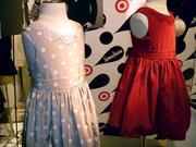Target also unveiled a limited-edition line in collaboration with Neiman Marcus.