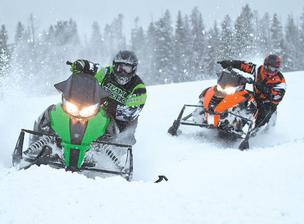 Arctic Cat said Wednesday it is expanding its snowmobile engine supply agreement with Yamaha Motor Corp.