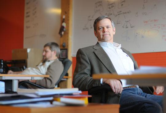 Brian Beutner, CEO of mPay Gateway Inc., sees demand for his firm's payments-technology rising as doctors' offices get more tech savvy. The company's software has about 2,000 users, up from 200 in 2009.