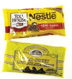 Chocolate chip makers fight over logo