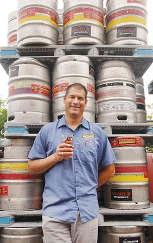 Omar Ansari, owner, founder and president, Surly Brewing Co.