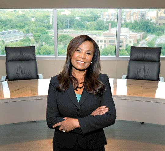 Dorothy Bridges, senior vice president of community development and outreach, Federal Reserve Bank of Minneapolis