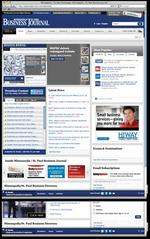 Business Journal debuts new, customizable website