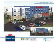 AmericInn is also preparing a new hotel prototype, due in 2012.