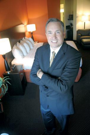 Paul Kirwin, CEO of AmericInn parent Northcott Hospitality, will push to open more company-owned hotels in other states.