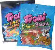 Farley's & Sathers' gummi packaging has been the same since 1999.