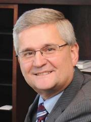 Kevin Powers Group president for the Central Region, Bremer Financial Corp.