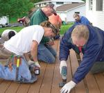 <strong>Greiner</strong> employees do what they do best in volunteer program