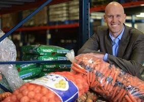 Ron Zeaske, CEO of Second Harvest Heartland