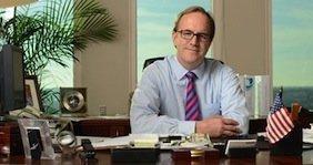 Douglas Baker, CEO of Ecolab Inc.
