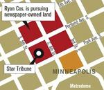 Plan for Star Tribune land coming Tuesday