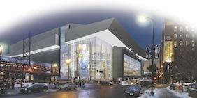 A rendition of what the renovation might look like.