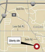 Liberty Property Trust builds portfolio