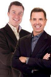 Barry Berg and Chad Larsen