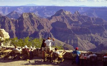 The Grand Canyon and other outdoor destinations mean big business for Arizona.