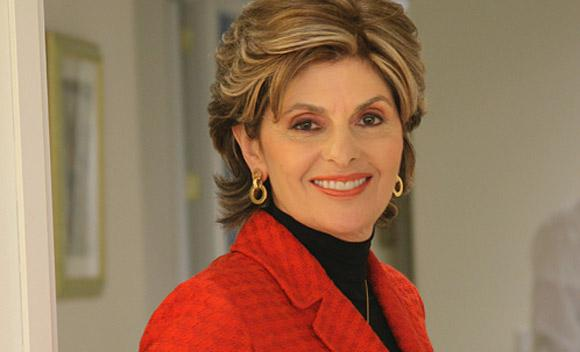 Los Angeles-based Gloria Allred was sworn in on Monday as a member of the D.C. bar.