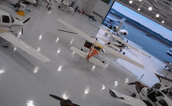 The representatives will seek to outline plans for developing the aerospace industry in New Mexico.