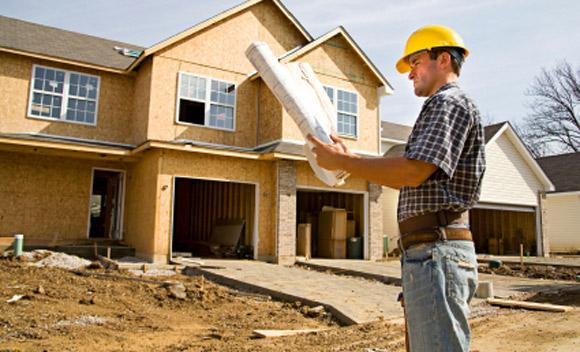 Home builders are seeing stronger sales and more prospective buyers.